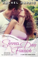 Seven-Day Fiancé by Rachel Harris
