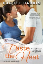 Taste the Heat by Rachel Harris