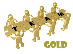 Team Gold ROCKS